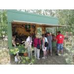 2.Einsatz zum Dorffest in Kleinkoschen2015